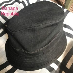 Banana Republic Accessories - Vintage Banana Republic Fedora Bucket Hat